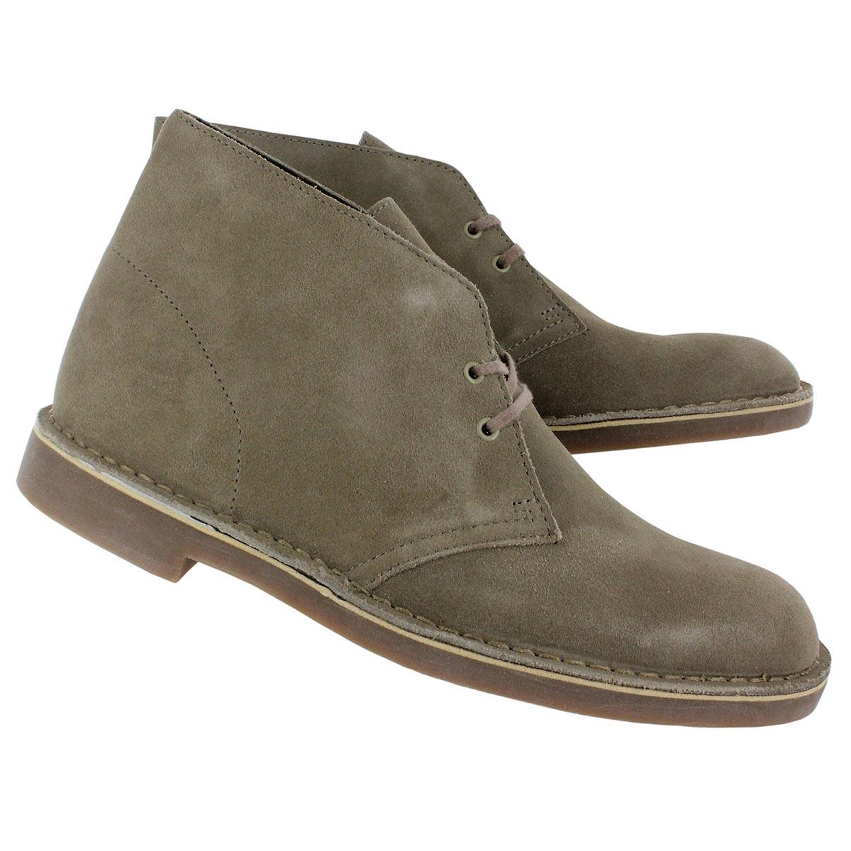 Mns Bushacre sand suede desert boot