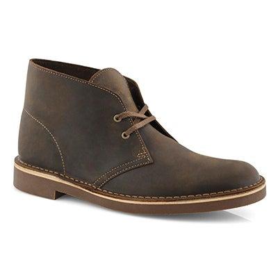 Mns Bushacre 2 beeswax lthr desert boot