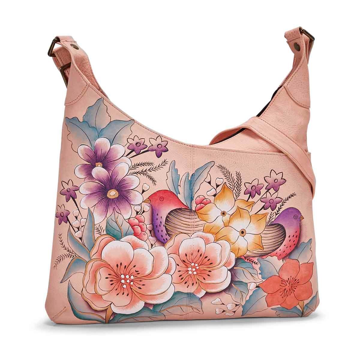 Women's VINTAGE GARDEN crossbody bag