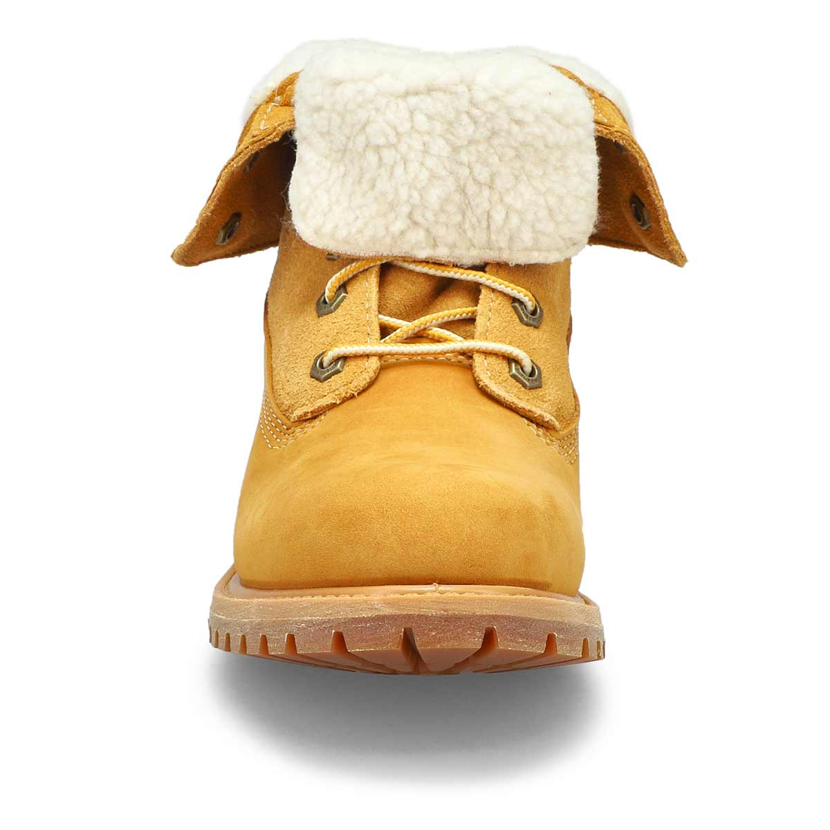 Lds AuthenticsTeddy fold down wheat boot
