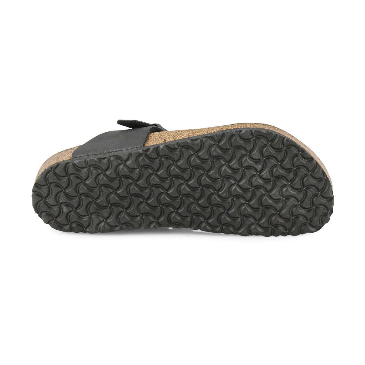Grls Gizeh BF black thong sandal-N