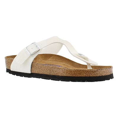 Lds Gizeh SF magic galaxy wht sandal