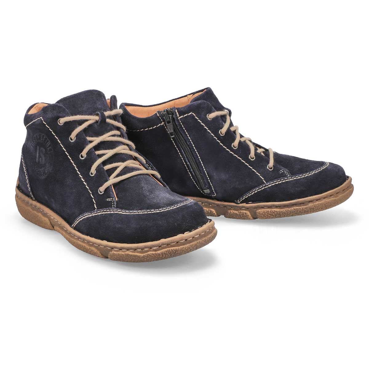 Lds Neele 01 ocean casual ankle boot