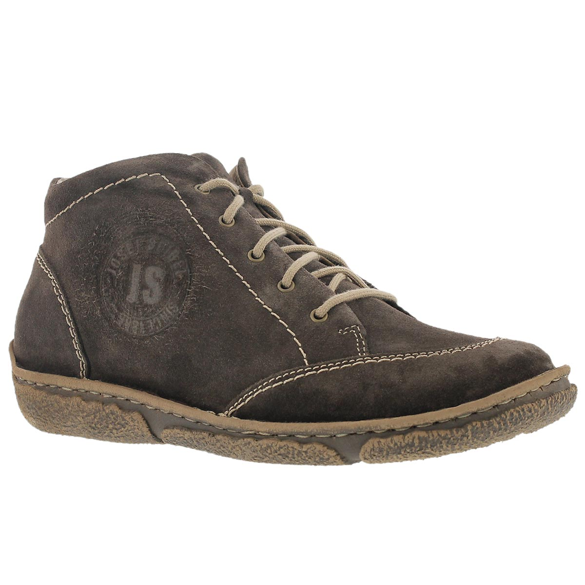 Lds Neele01 vulcano suede ankle boot