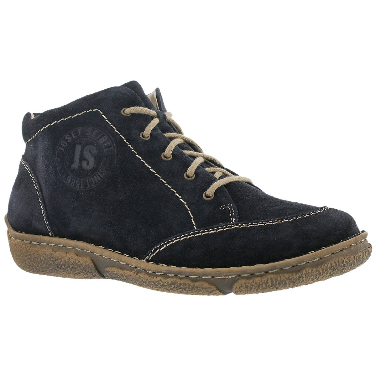 Lds Neele01 ocean casual sued ankle boot