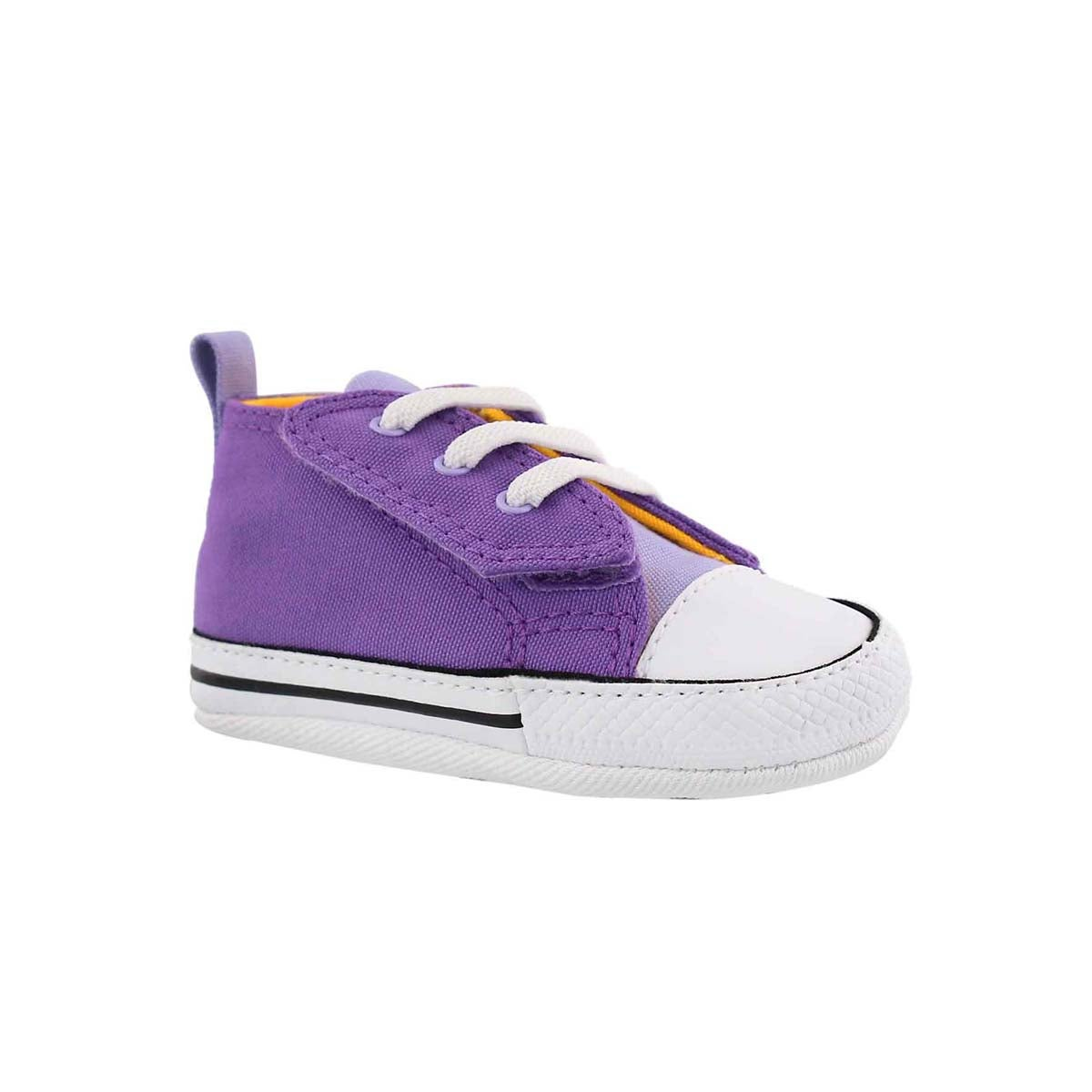 Infants' CT ALL STAR FIRST STAR violet sneakers