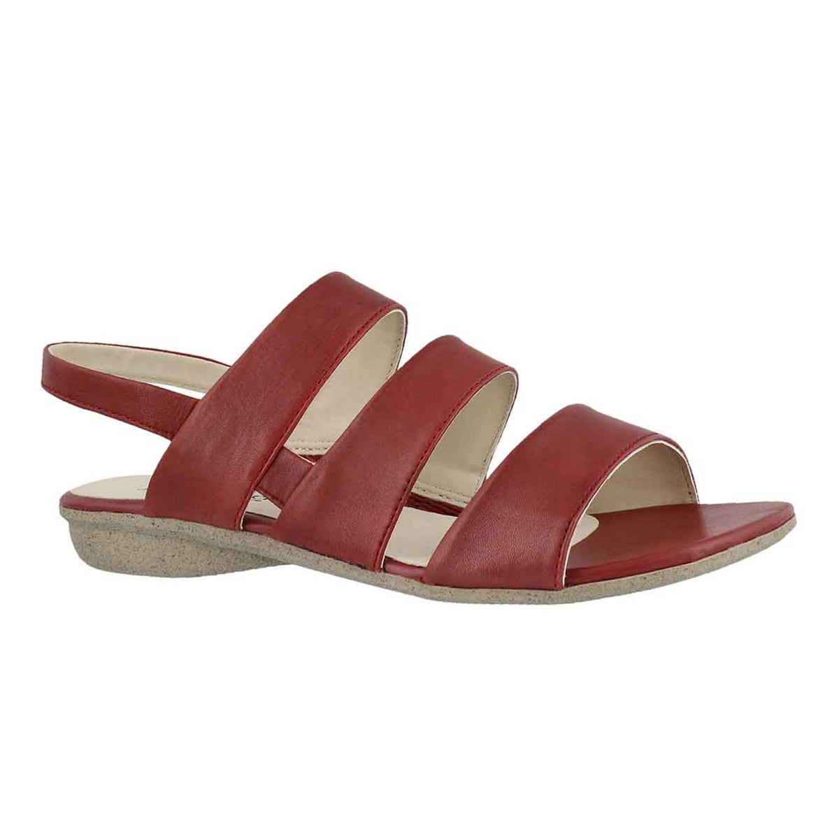 Lds Fabia 11 carmin dress sandal