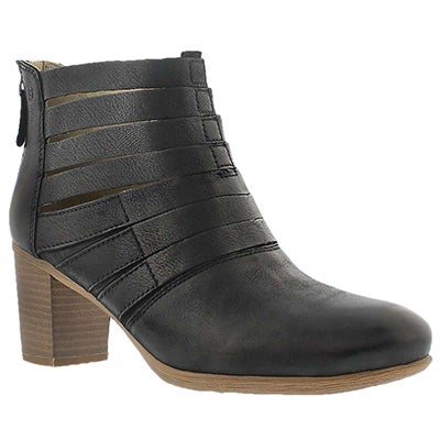 Josef Seibel Women's BONNIE 01 black ankle boots