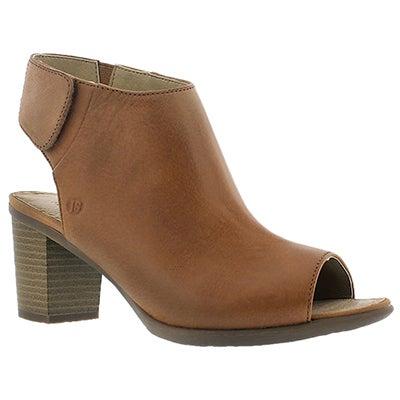Josef Seibel Chaussures à bout ouvert BONNIE 09, laiton, femmes