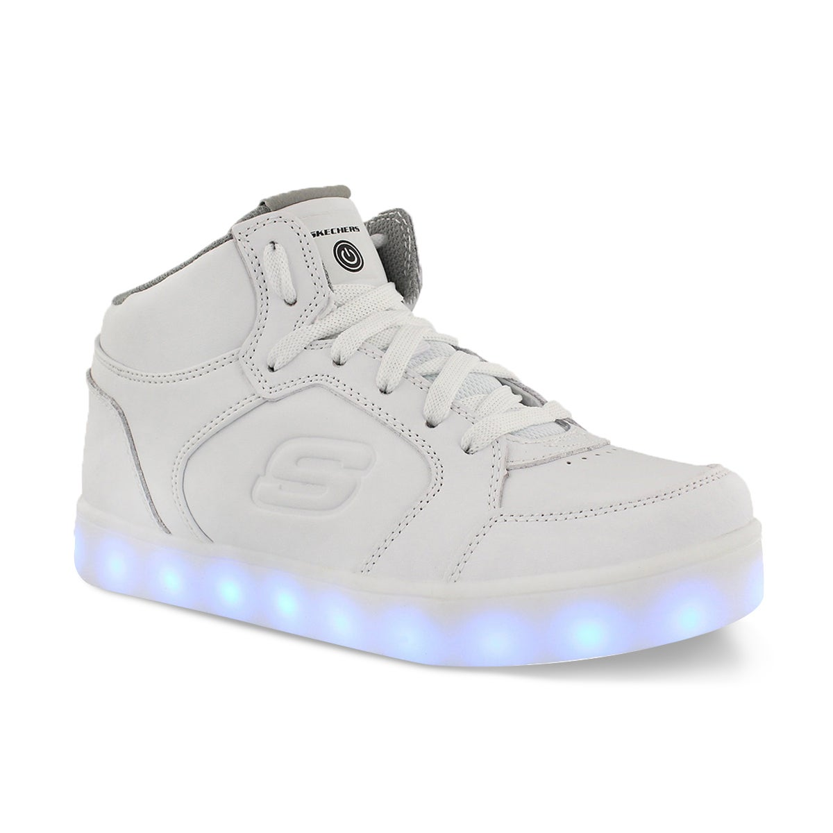 Espadrille Energy Lights, blanc, enfants