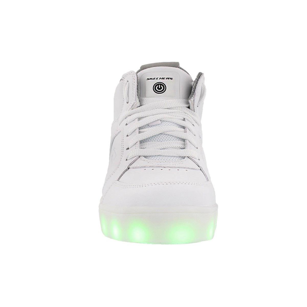 Kds Energy Lights light up wht sneaker