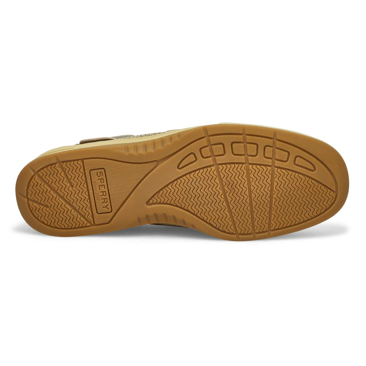 Lds Angelfish lin/oat boat shoe