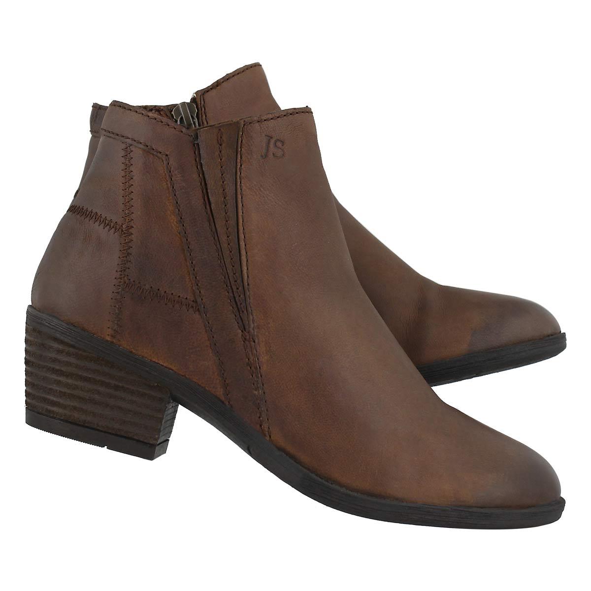 Lds Daphne 09 moro slip on boot
