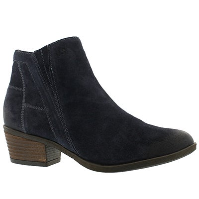 Lds Daphne 09 jeans slip on dress boot