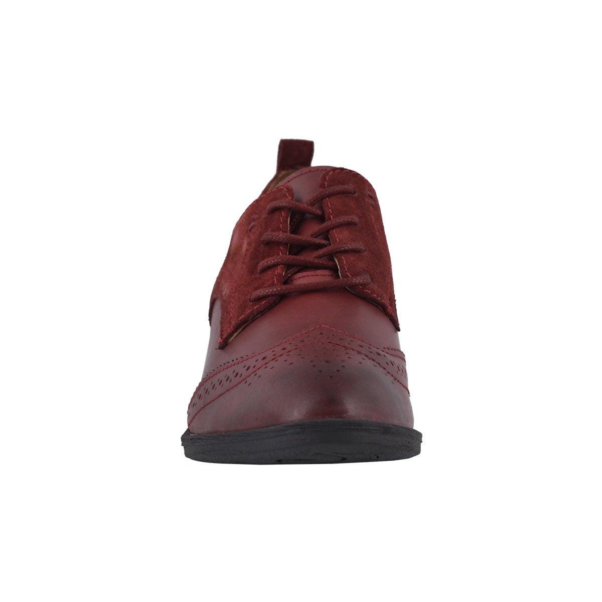 Lds Daphne 23 hibiscus casual heel