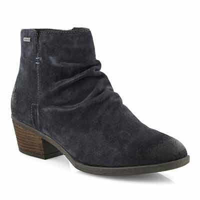 Lds Daphne 50 jeans wtpf slip on boot