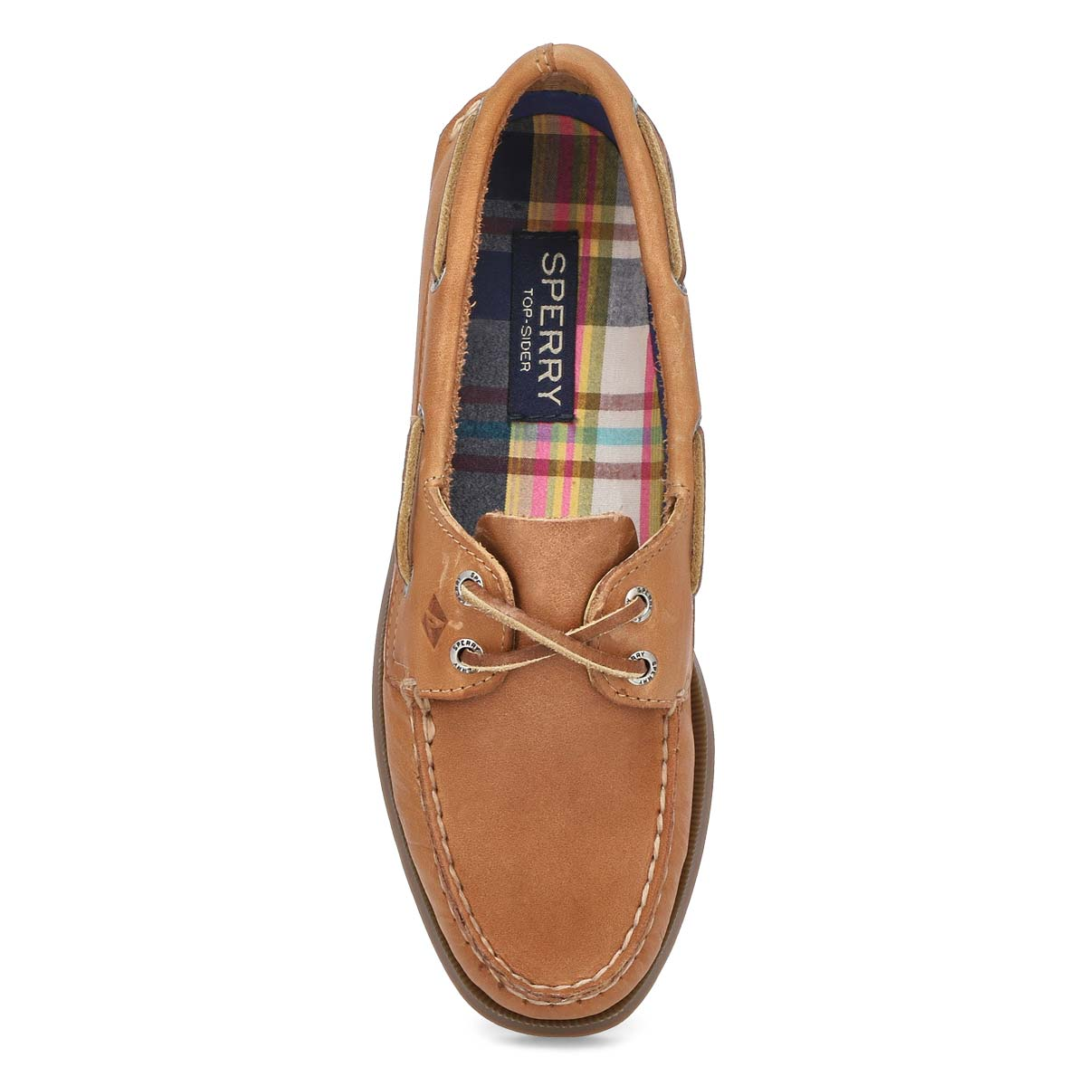 Lds A/O 2-eye sahara boat shoe