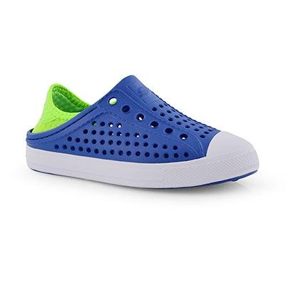 Bys GuzmanStepsAquaSurge blu/lme shoes