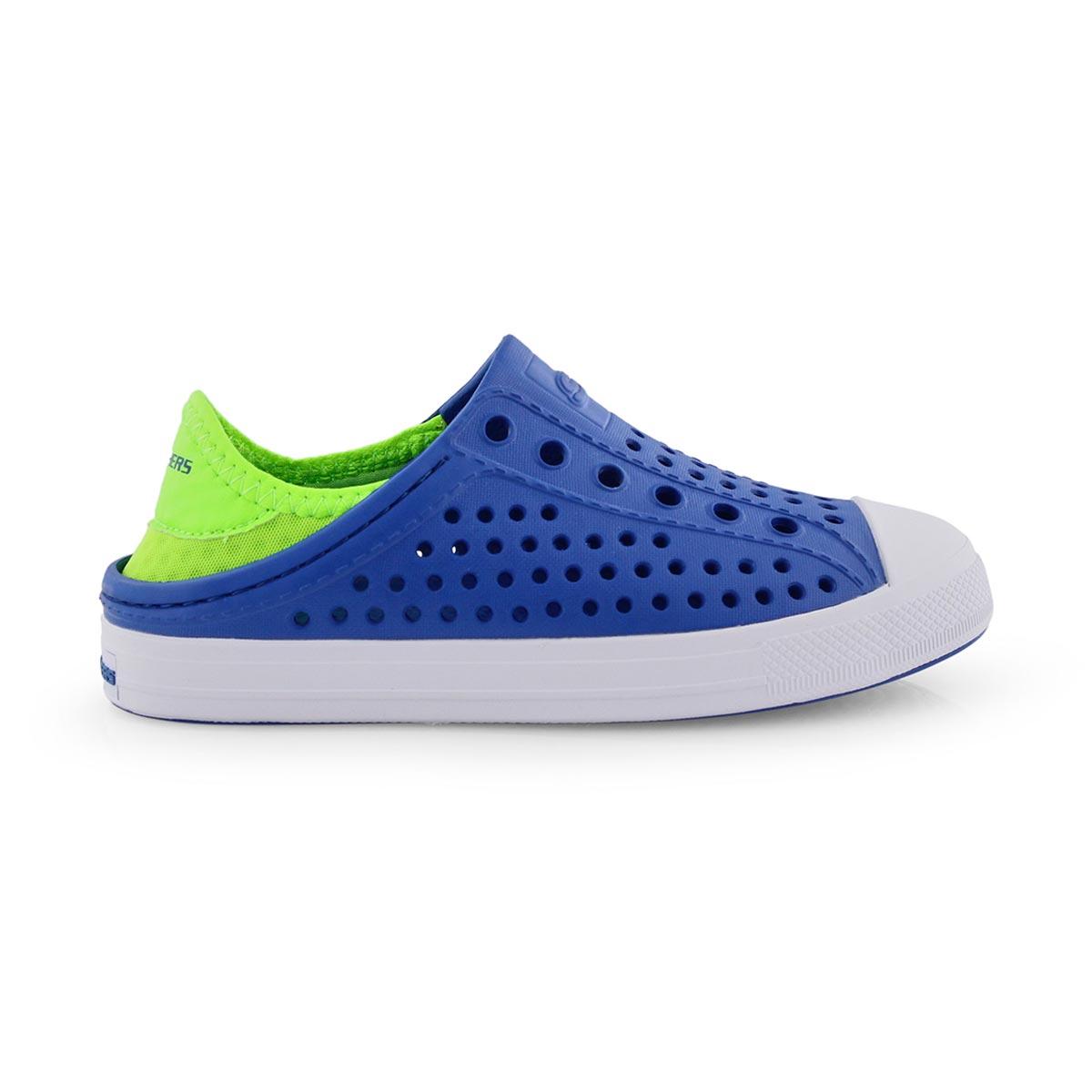 Bys GuzmanStepsAquaSurge blk/lme shoes