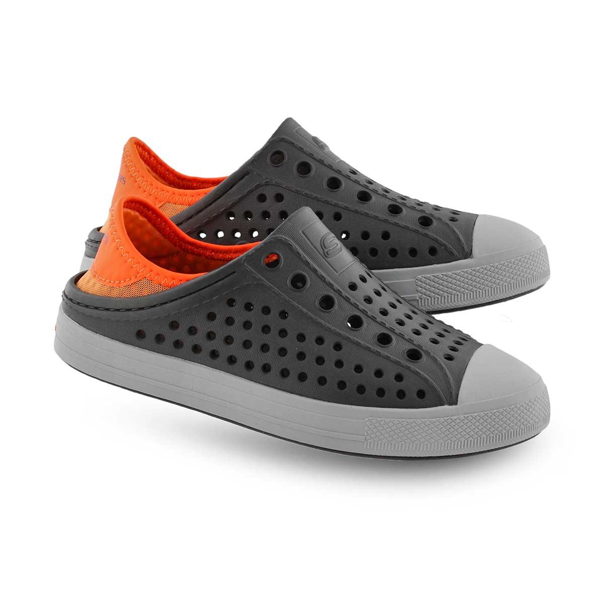 Bys GuzmanStepsAquaSurge gry/org shoes