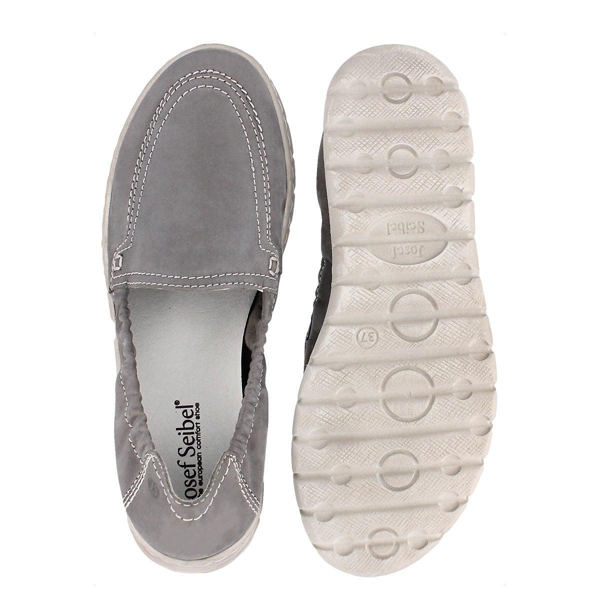 Lds Steffi 57 anthrazit slip on shoe