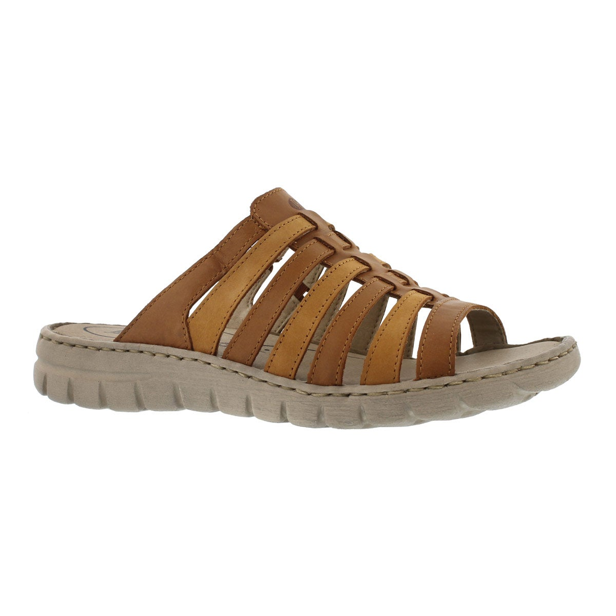 Women's STEFANIE 05 camel casual sandals