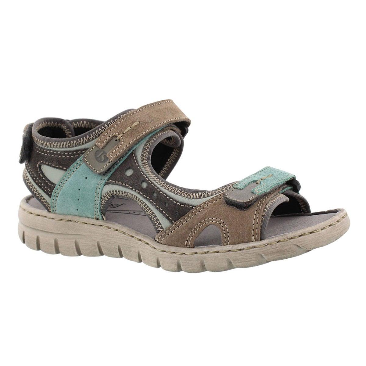 Women's STEFANIE 23 mint multi sport sandals
