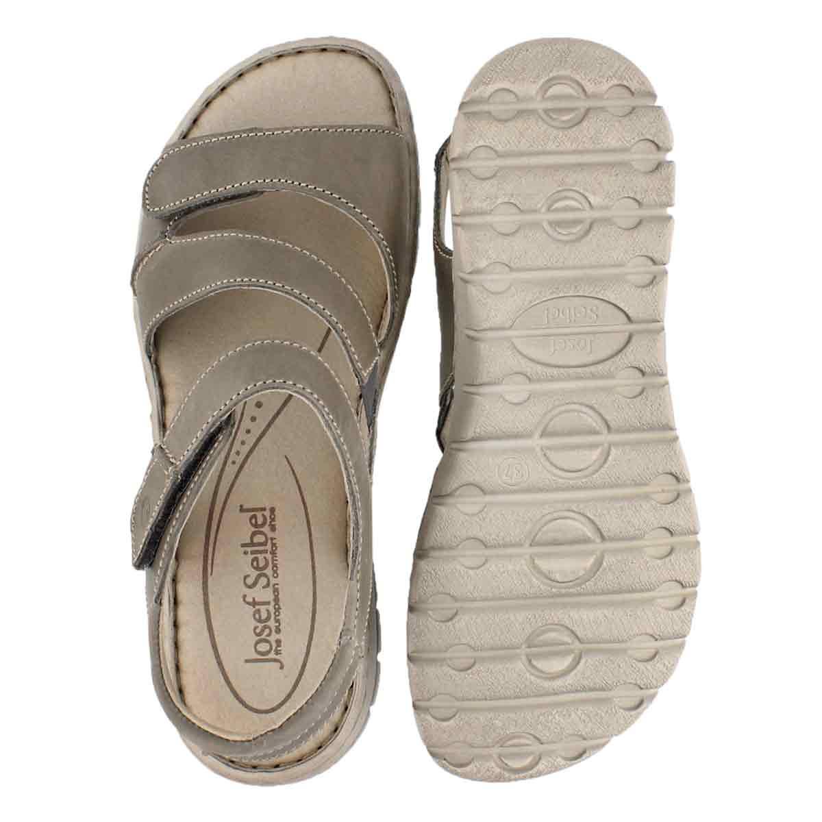 Lds Stefanie 31 asphalt casual sandal