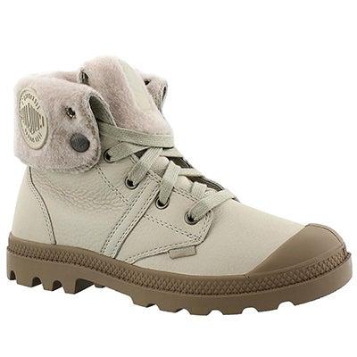 Palladium Women's PALLABROUSE grout waterproof boots