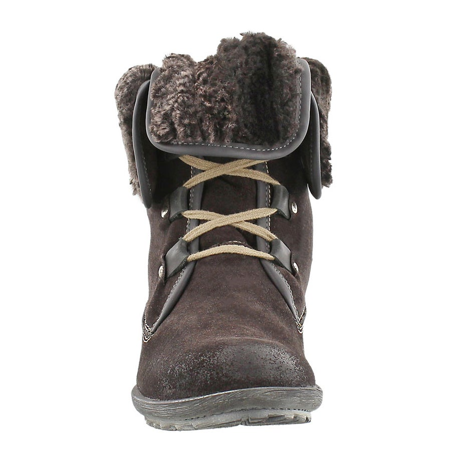 Lds Sandra 04 titan lace-up boot