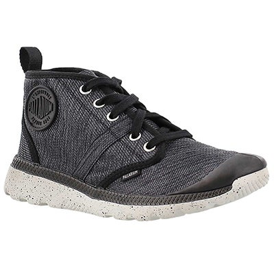 Palladium Women's PALLAVILLE HI black sneakers