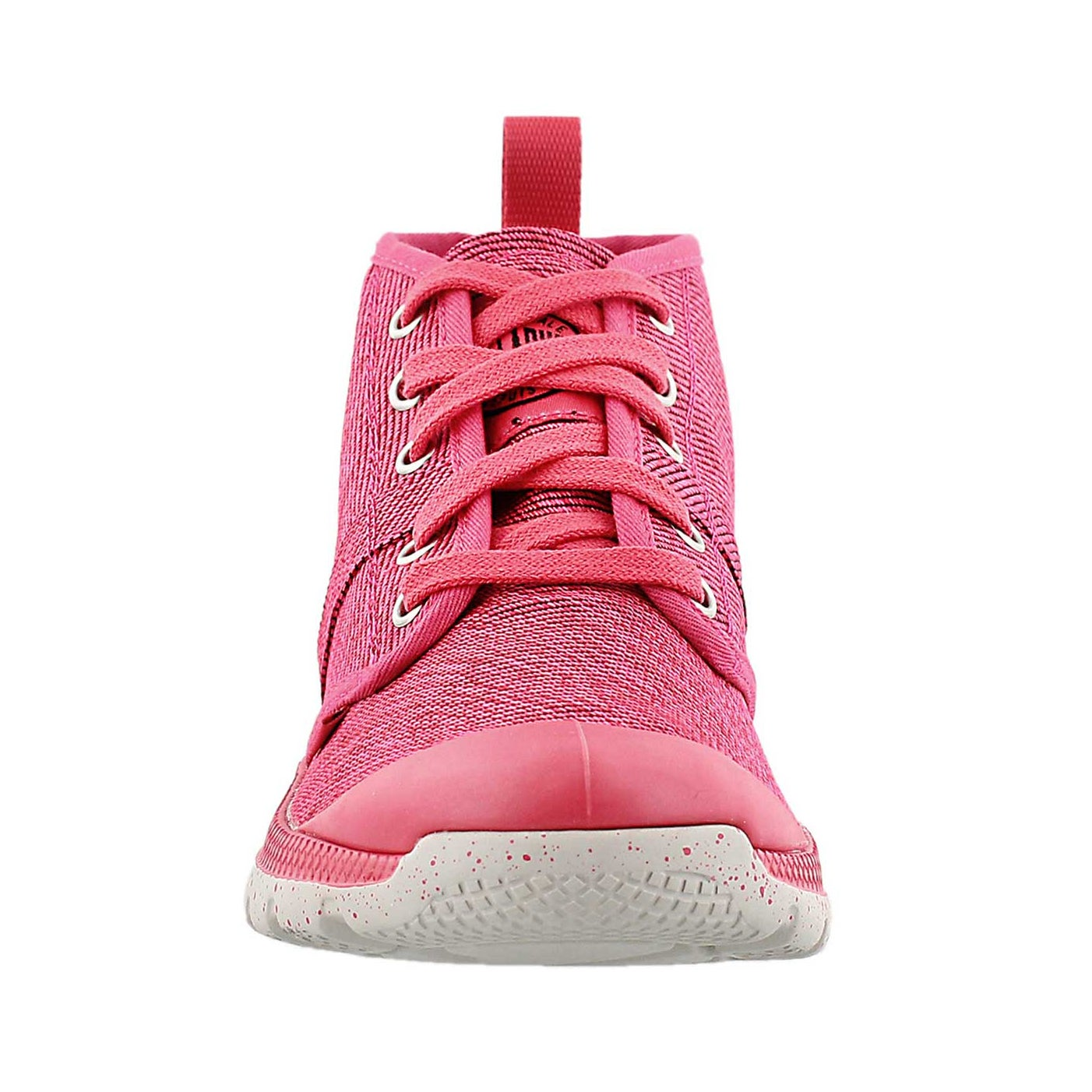 Lds Pallaville Hi red/wnd chme sneaker