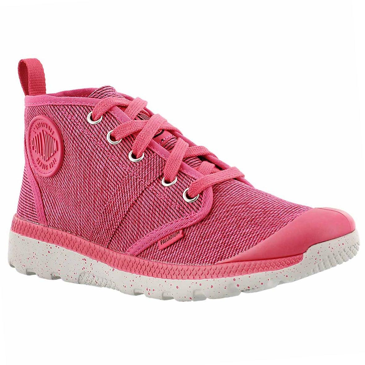 Women's PALLAVILLE HI pink sneakers