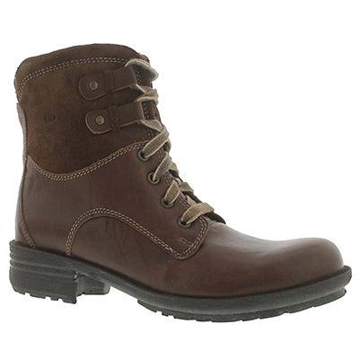 Josef Seibel Women's SANDRA 14 brasil brown ankle boots