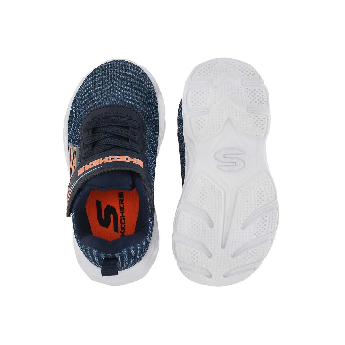 Infs-b Eclipsor nvy/slvr sneaker