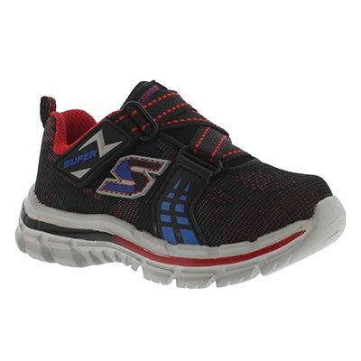 Bys Realms black Z strap sneaker