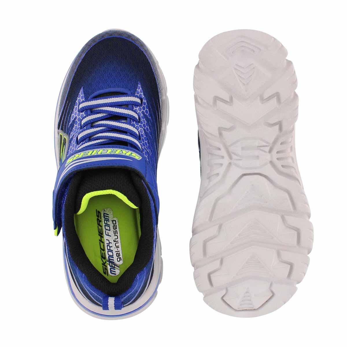 Bys Nitrate Pulsar blue/black sneaker