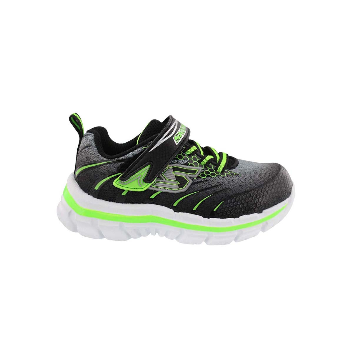Infs-b Nitrate Pulsar blk/lime sneaker
