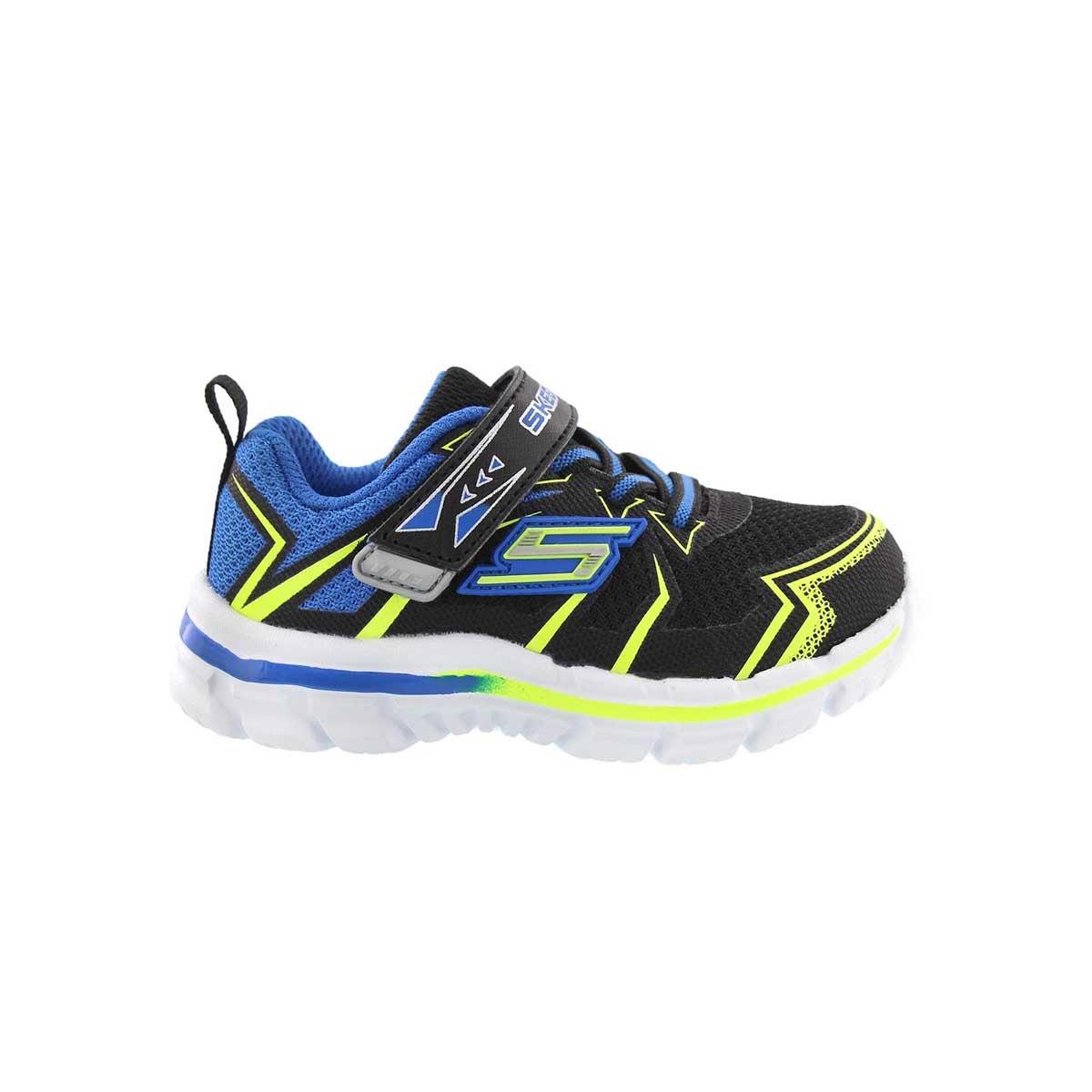 Infs-b Nitrate black/blue sneaker