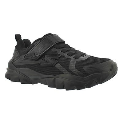 Skechers Boys' BLAZAR black sneakers