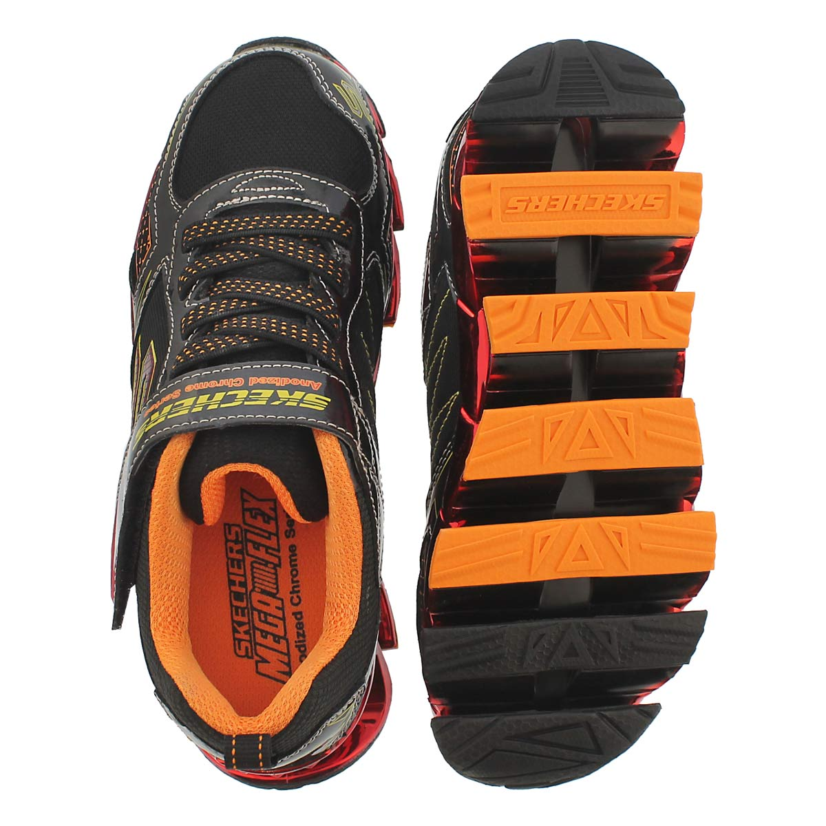 Chaussure Mega Blade 2.0, noir/rge, garç