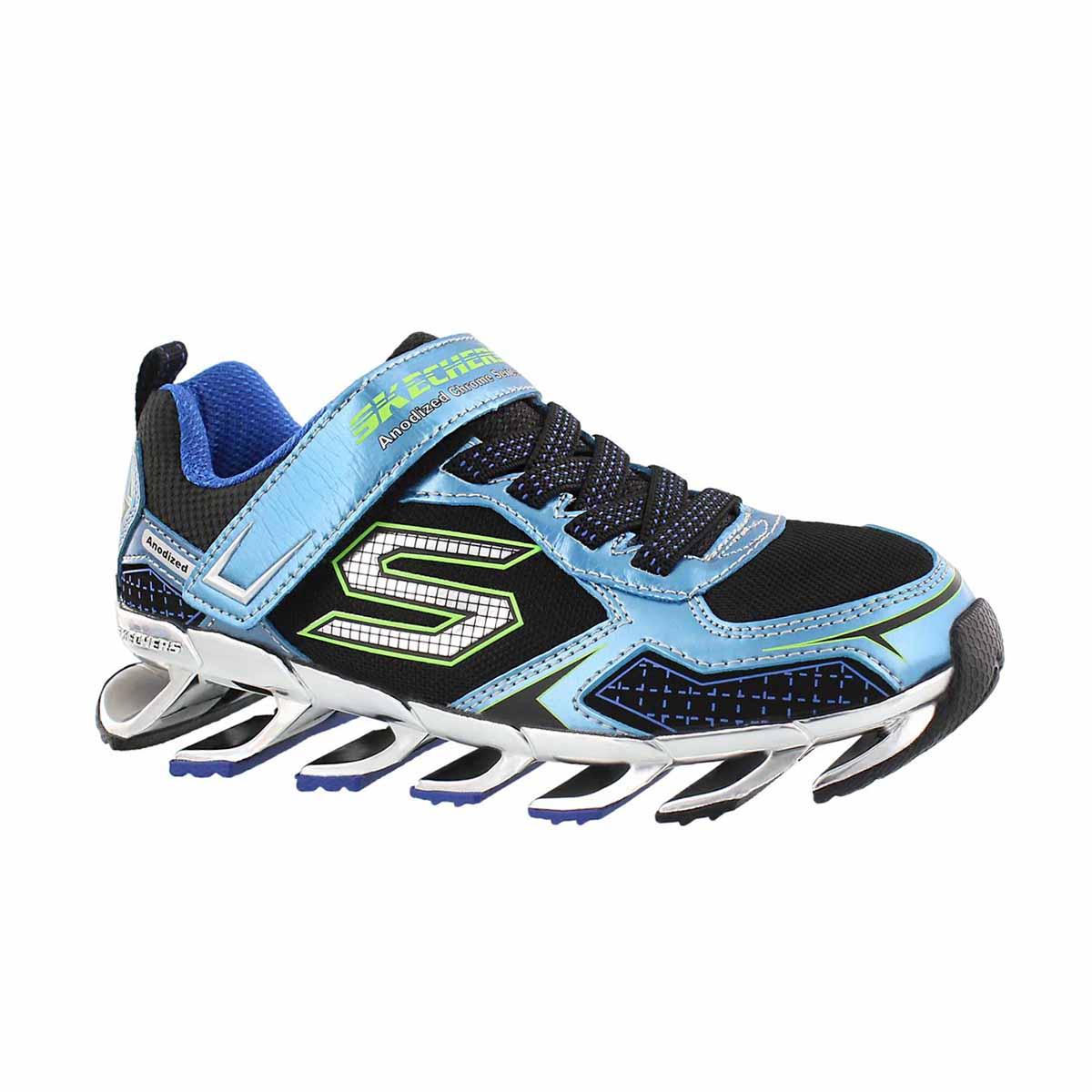 Boys' MEGA BLADE 2.0 blue/black sneakers
