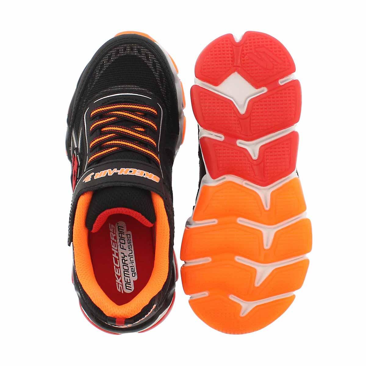 Bys Skech-Air 3.0 blk/red sneaker