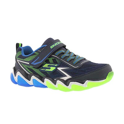 Bys Skech-Air 3.0 nvy/lime sneaker
