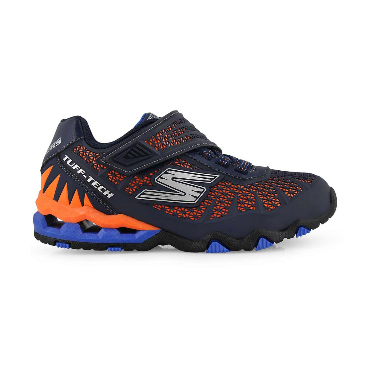 Bys Hydro-Static nvy/org sneaker