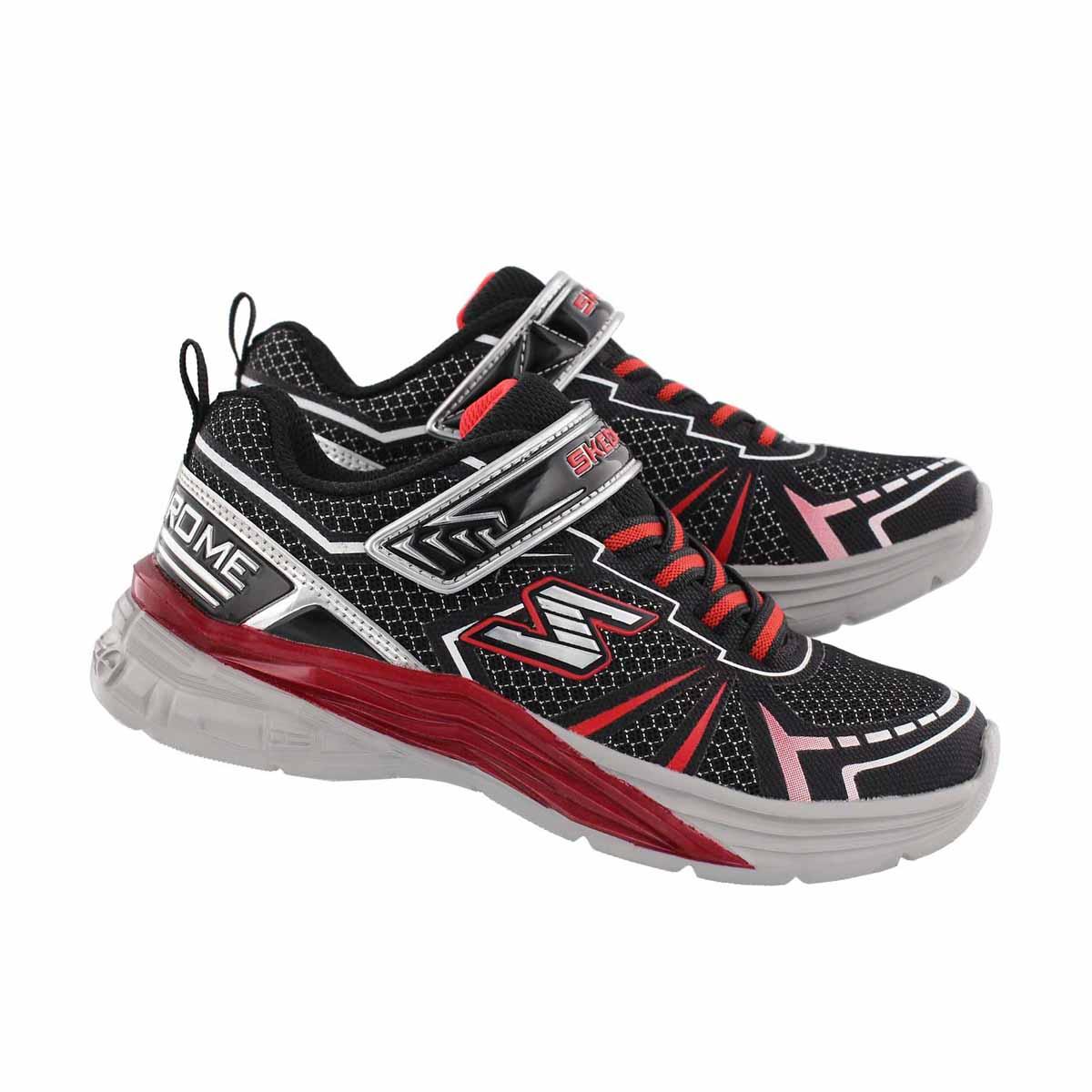 Bys Dovex black/red sneaker