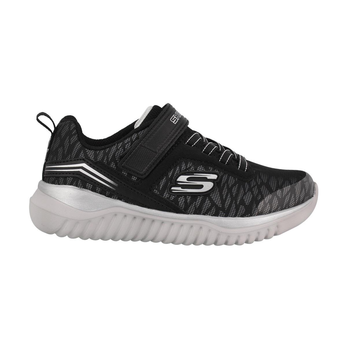 Bys Turboshift blk/slvr sneaker