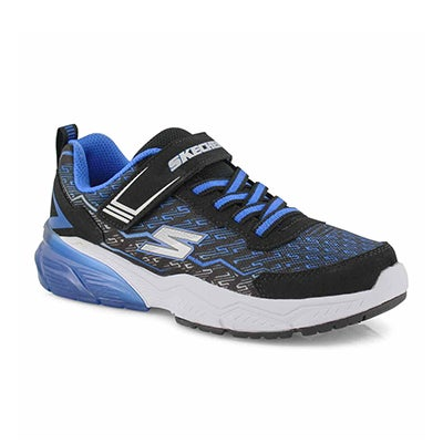 Bys Thermoflux 2.0 blk/blue sneaker