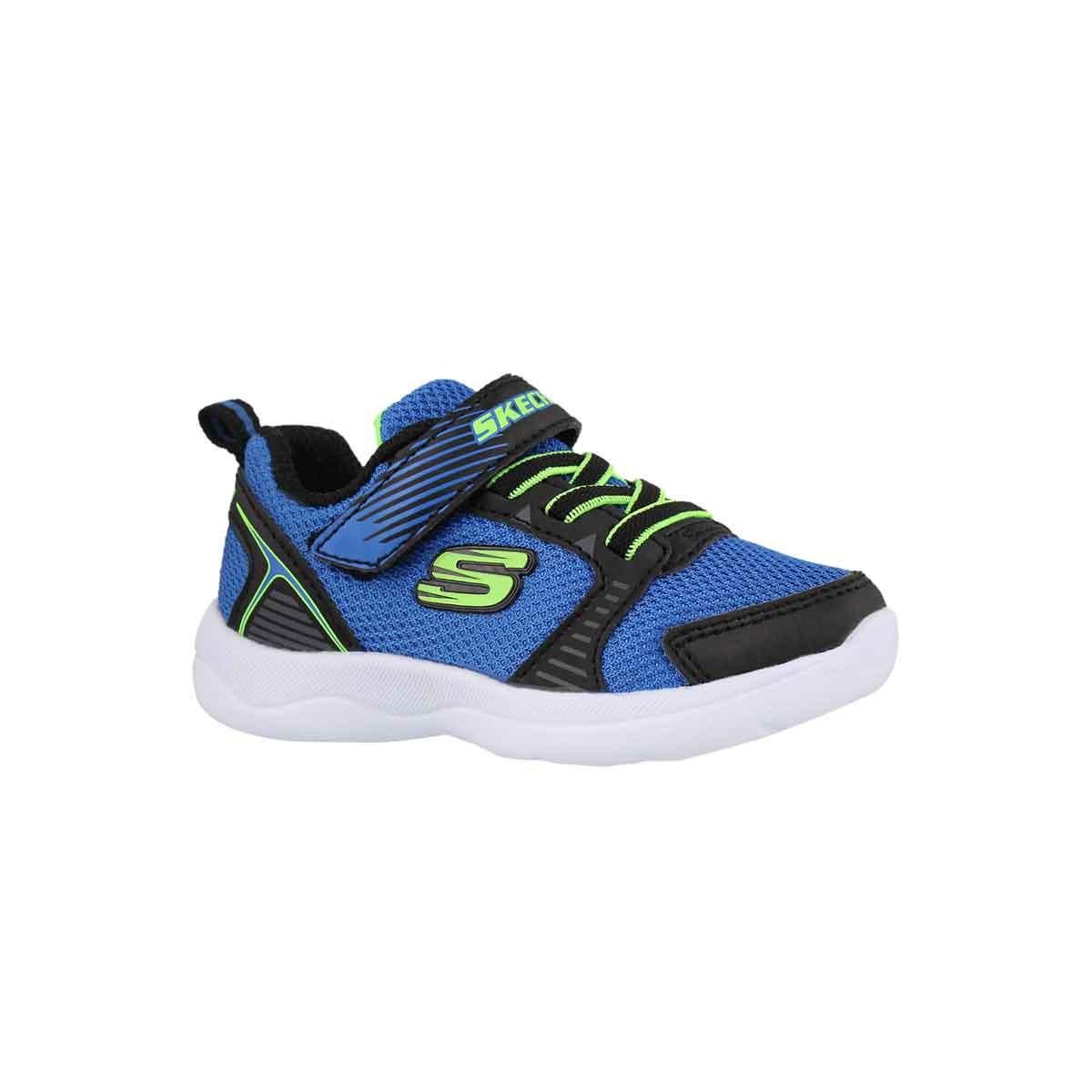 Infants' SKECH-STEPZ 2.0 blue/black sneakers