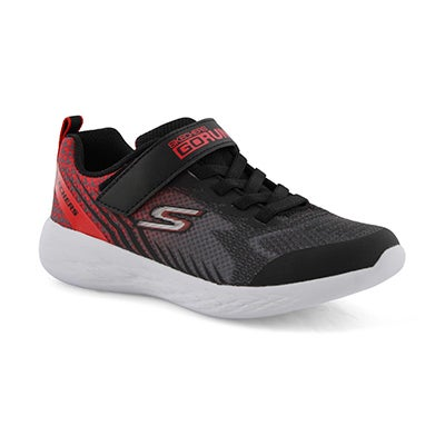 Espa Go Run 600, noir/rouge, garçpns